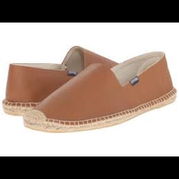 4b6625fd30c NIB Soludos Original Espadrilles in Tan leather